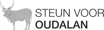 Steun voor Oudalan Logo met tekst